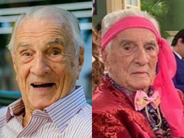 Morre aos 101 anos, ator Orlando Drummond, o